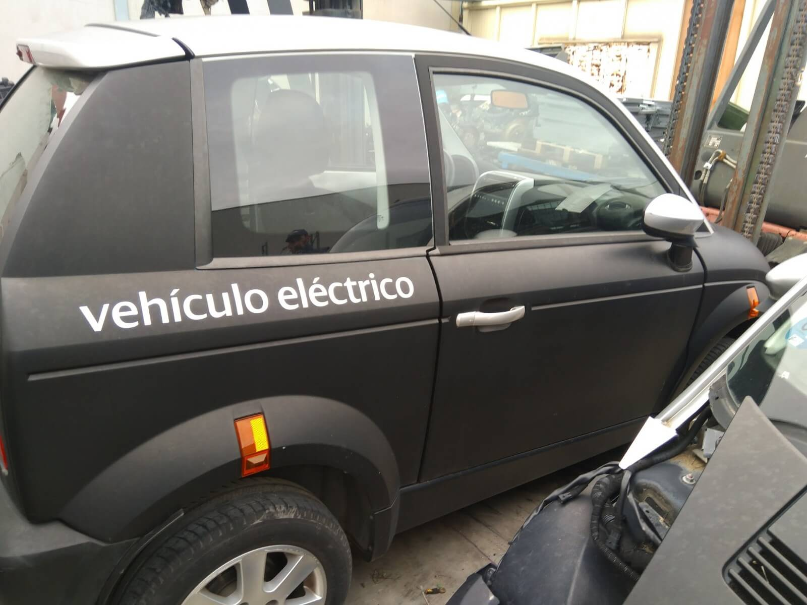 Think City Coche Electrico
