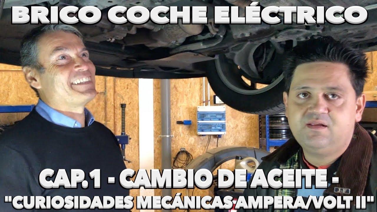 Cambiar Aceite Opel Ampera