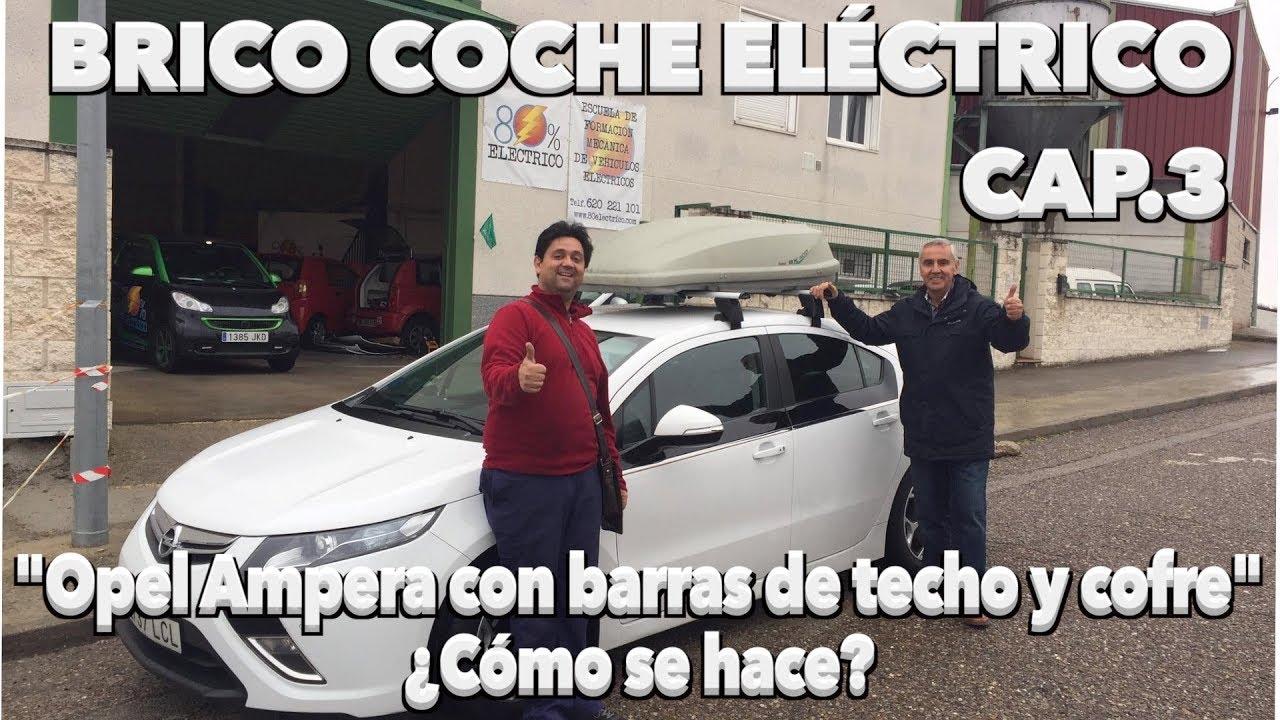Instalacion Barras Techo Ampera