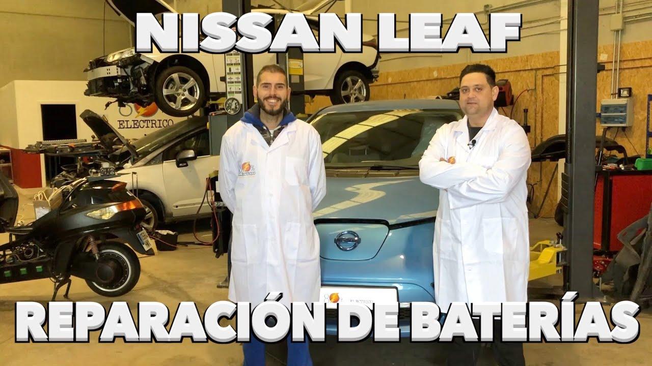 Arreglo Baterias Nissan Leaf 24kWh
