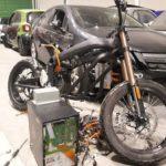 Zero DS 2015 Desmontada