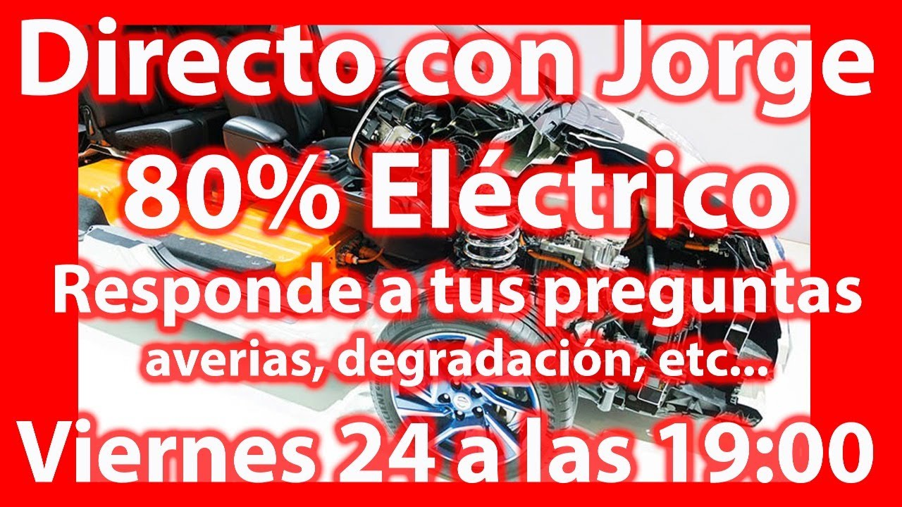 Entrevista Jorge 80electrico