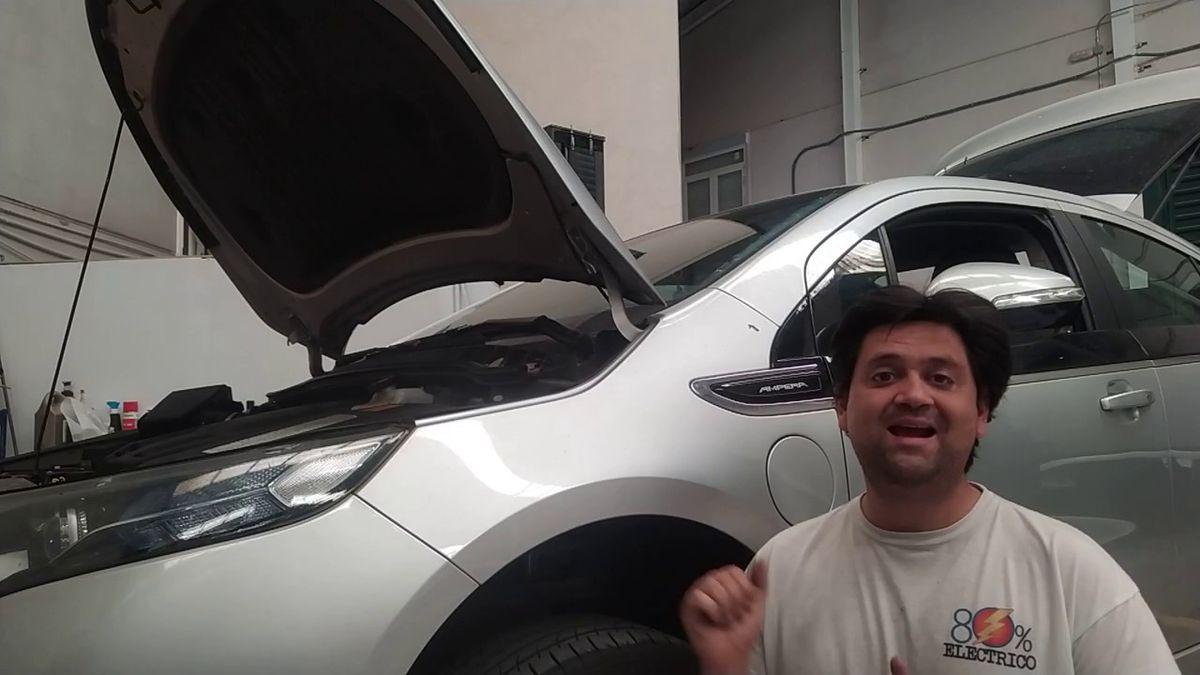 Fallo Aislamiento Opel Ampera Chevy Volt