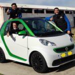 Smart ED Donacion Fundacion Movilidad Electrica